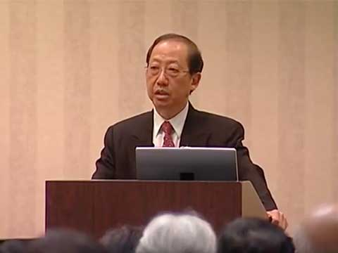 TCM Dr. Au 中醫區錫機 September  2006 Autism seminar in Silicon Valley